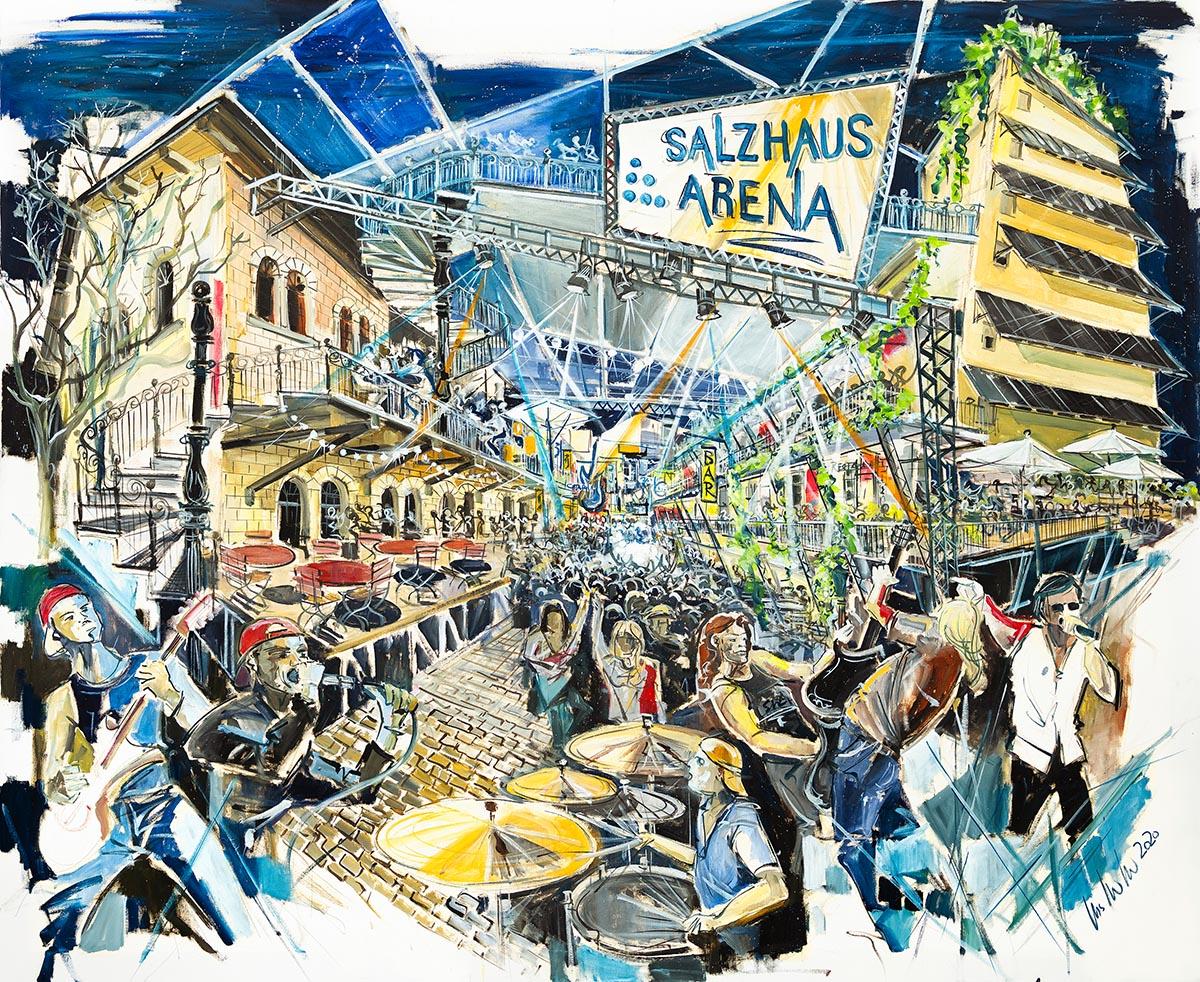 Salzhaus Arena